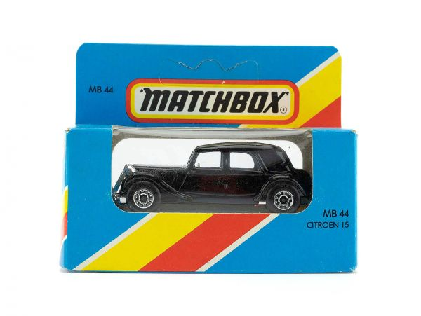 Matchbox 44 Citroen 15 OVP