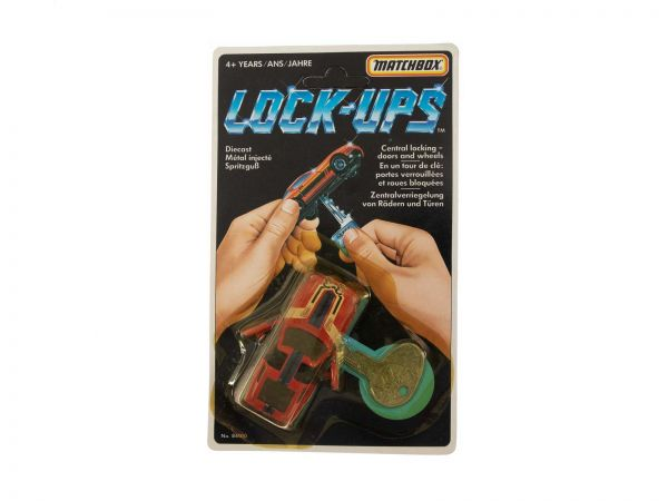 Matchbox Lock-UPS 84010 Datsun Turbo OVP