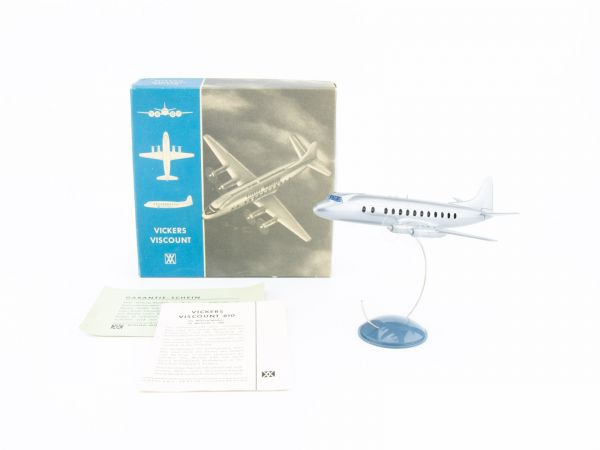 Wiking 810 Vickers Viscount Flugzeug 1:200 OVP