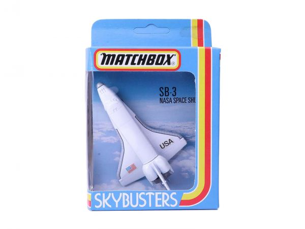 Matchbox Skybusters SB-3 Nasa Space Shuttle OVP