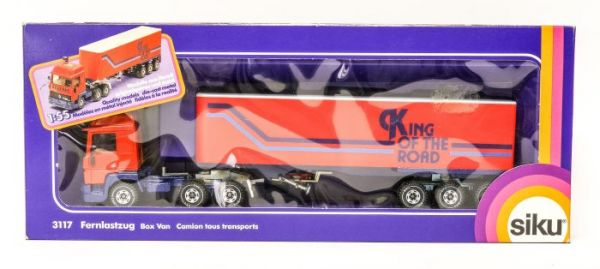 Siku 3117 Renault Fernlastzug (King of the Road) OVP