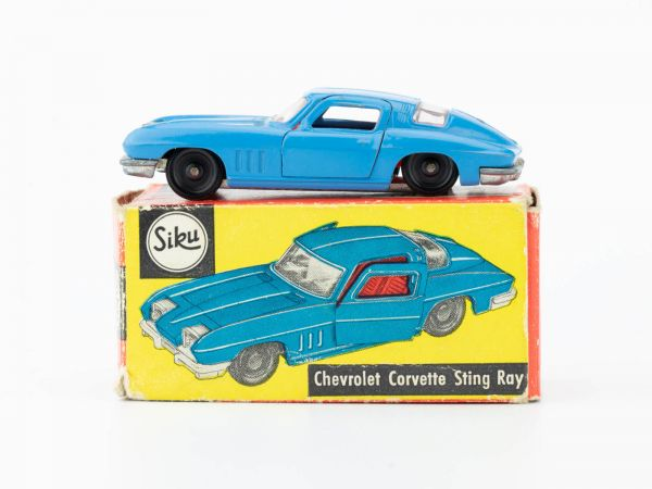 Siku V282 Chevrolet Corvette Sting Ray OVP