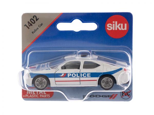 Siku 1402 Polizei Dodge Charger (Police Car) OVP