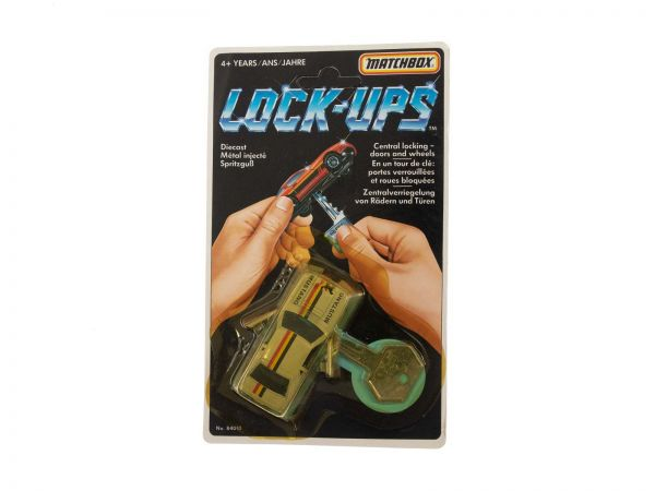 Matchbox Lock-UPS 84010 Ford Mustang OVP