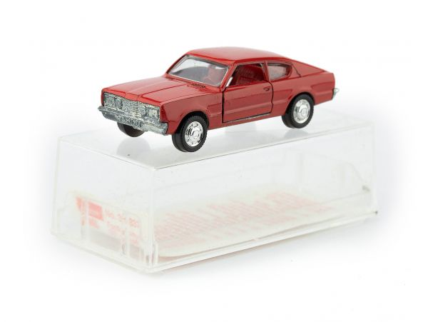 Schuco 301837 Ford Taunus GT Coupe 1:66 OVP