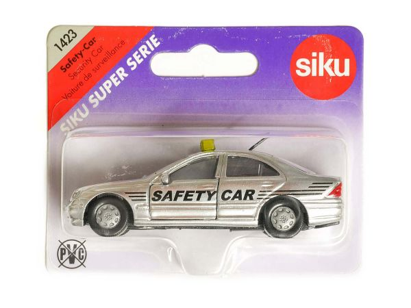 Siku 1423 Safety Car (Mercedes C 320) OVP