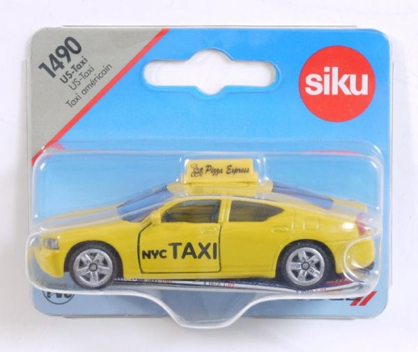 Siku 1490 US NYC Taxi (Dodge Charger) OVP