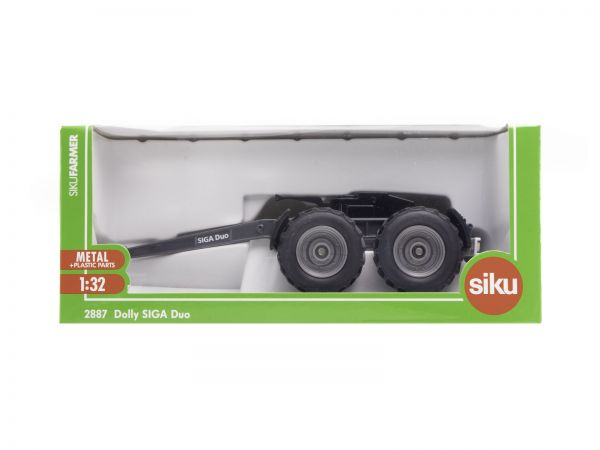 Siku Farmer 2887 Dolly SIGA Duo für Traktor 1:32 OVP